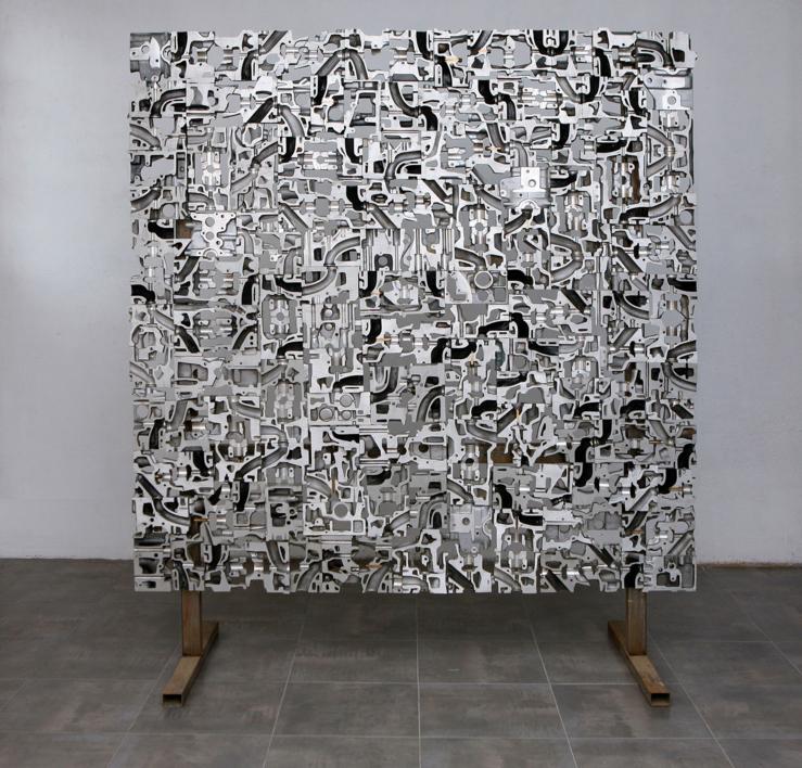 Inteligencia artificial |Escultura de alberto carvajal | Compra arte en Flecha.es