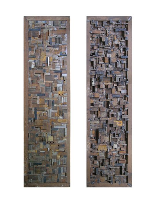 Torres García se manifiesta | Escultura de Alberto Carvajal | Compra arte en Flecha.es