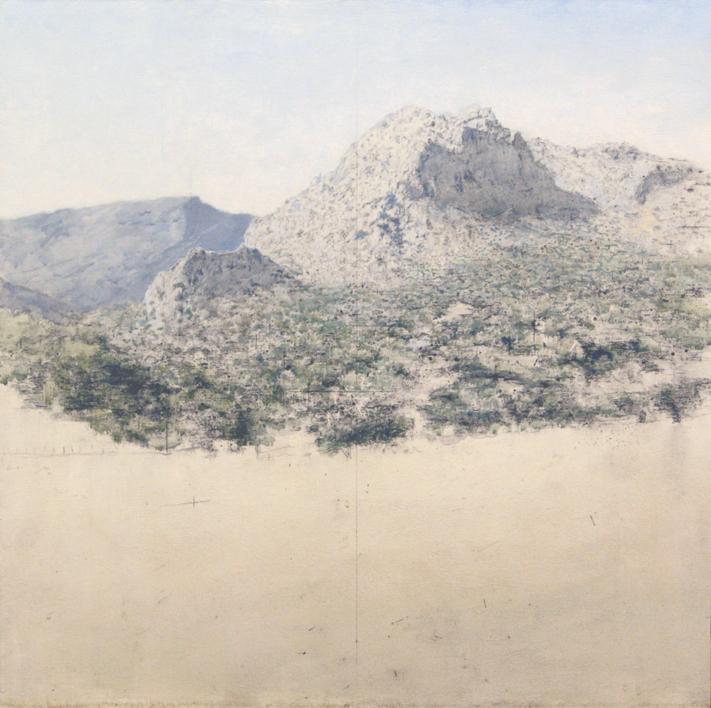 Sierra de Grazalema |Pintura de José Luis Romero | Compra arte en Flecha.es