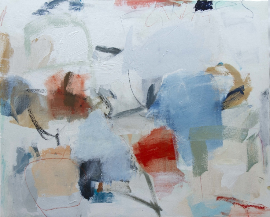 es azul |Pintura de Eduardo Vega de Seoane | Compra arte en Flecha.es