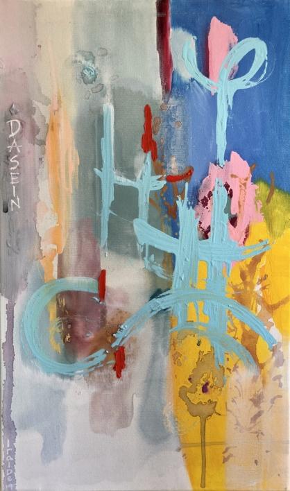 DA-SEIN VI |Pintura de Iraide Garitaonandia | Compra arte en Flecha.es