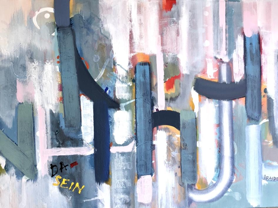 DA-SEIN VII  Pintura de Iraide Garitaonandia   Compra arte en Flecha.es