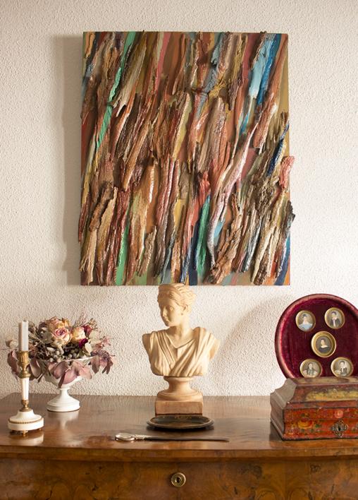 Eucalipto II | Collage de Crisdever | Compra arte en Flecha.es