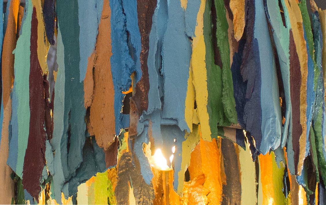 Posidonia | Collage de Crisdever | Compra arte en Flecha.es