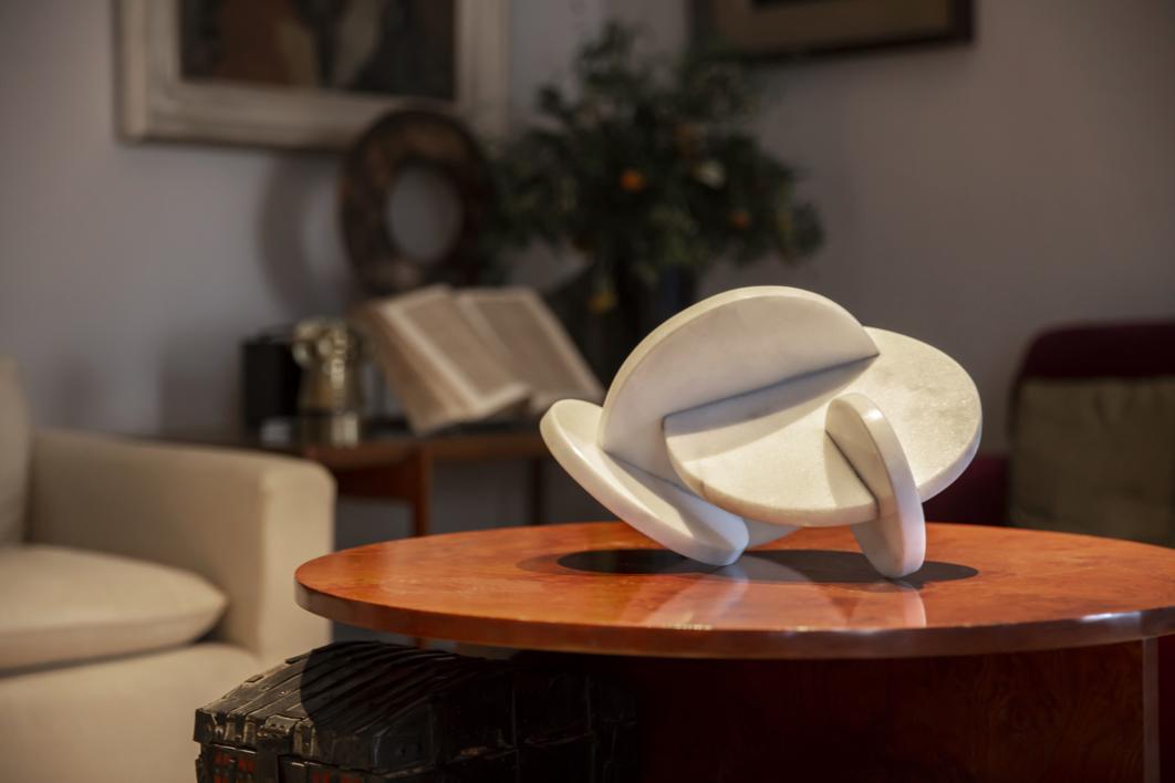 N01 | Escultura de Lucia Ballarin | Compra arte en Flecha.es