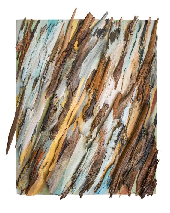 Eucalipto V |Collage de Crisdever | Compra arte en Flecha.es