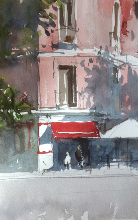Madrid 2. Verano |Pintura de Iñigo Lizarraga | Compra arte en Flecha.es