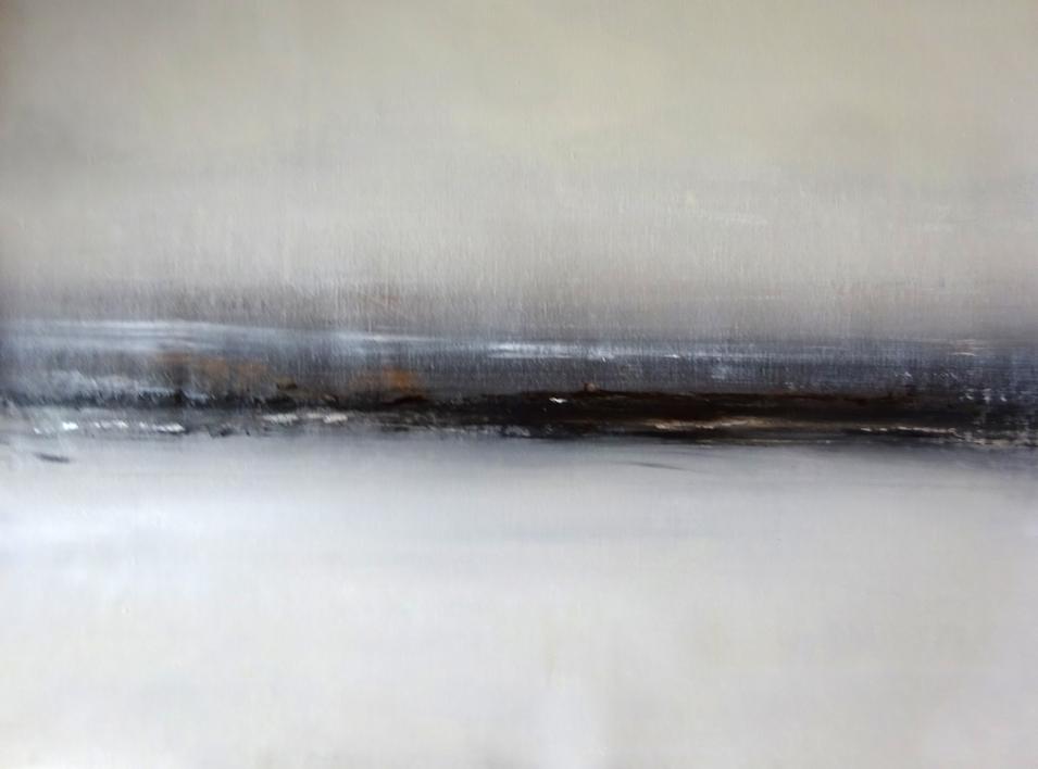Cielo del norte |Pintura de Esther Porta | Compra arte en Flecha.es