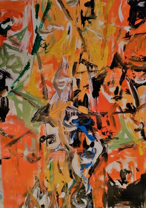 Collection 1 number 10 |Pintura de Manuel Berbel | Compra arte en Flecha.es