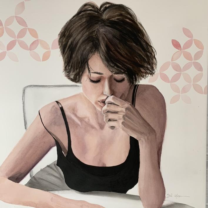 Despereza  Pintura de EVA GONZALEZ MORAN   Compra arte en Flecha.es