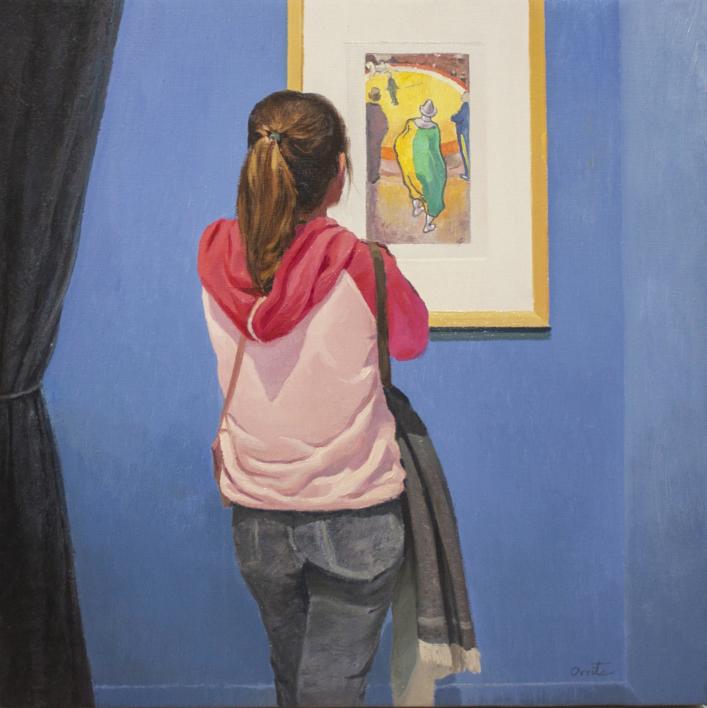 Arte VI (Henri Gabriel Ibels) |Pintura de Orrite | Compra arte en Flecha.es