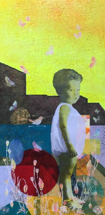 Sin título  Collage de Olga Moreno Maza   Compra arte en Flecha.es