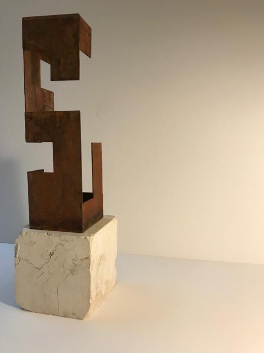 M01   Escultura de Lucia Ballarin   Compra arte en Flecha.es
