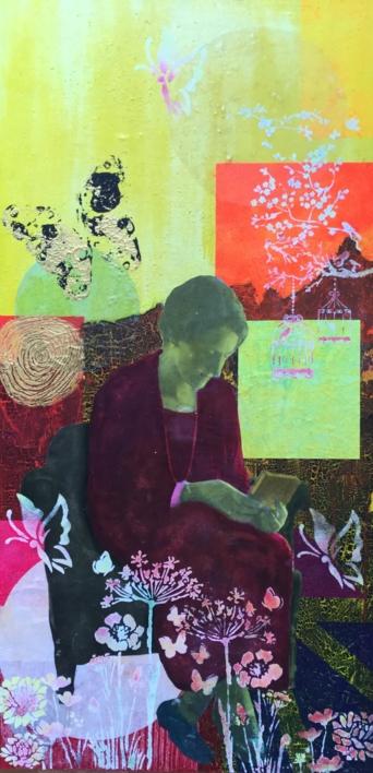 Sin título |Collage de Olga Moreno Maza | Compra arte en Flecha.es