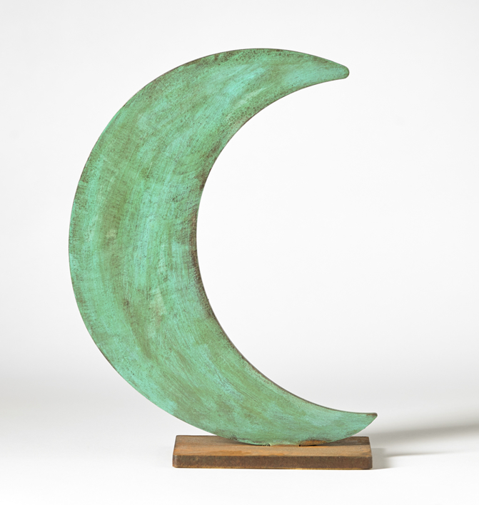 La luna |Escultura de Maria San Martin | Compra arte en Flecha.es