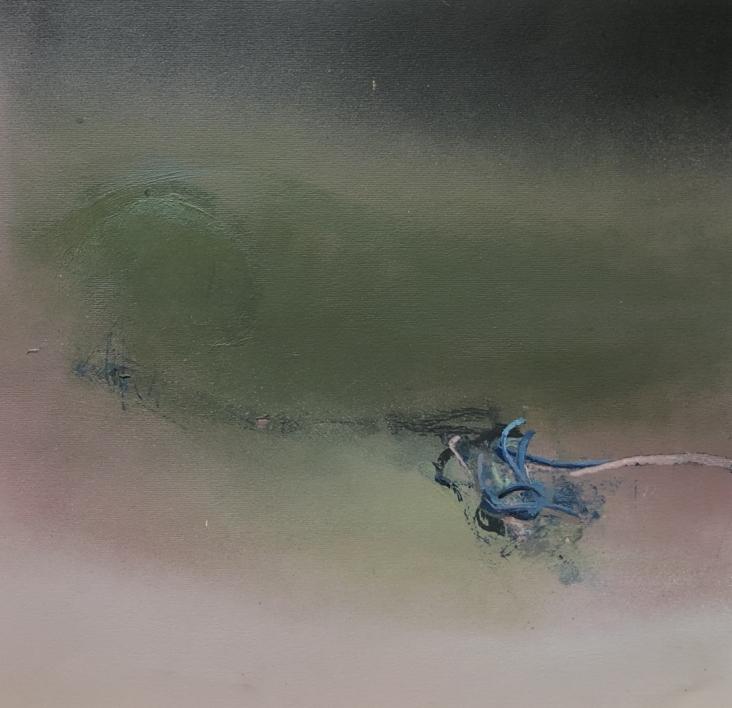 Paisaje ausente 02 |Pintura de María Argüelles | Compra arte en Flecha.es