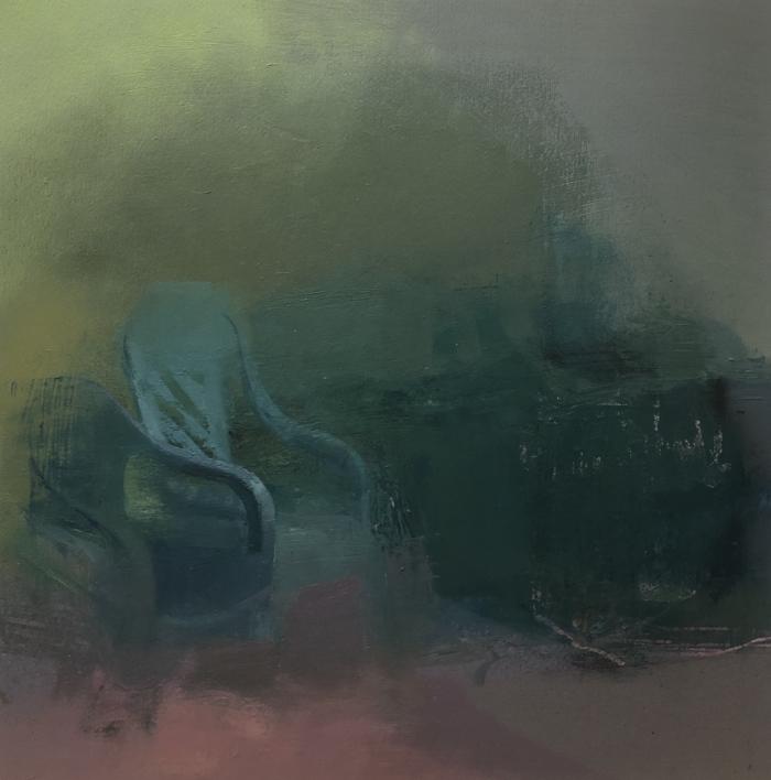 Paisaje ausente 06 |Pintura de María Argüelles | Compra arte en Flecha.es