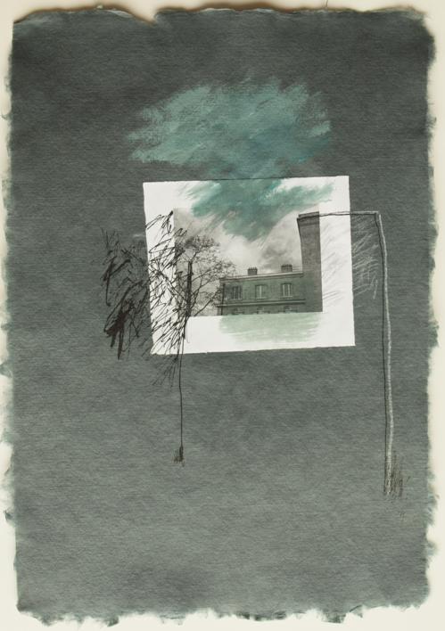 London_1 |Dibujo de Mia Martí | Compra arte en Flecha.es