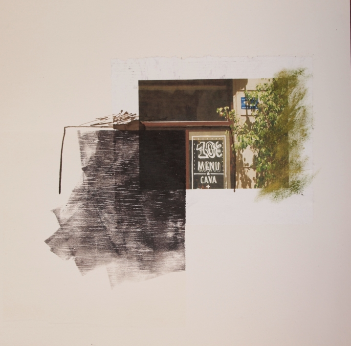 Barcelona_16_5 |Dibujo de Mia Martí | Compra arte en Flecha.es