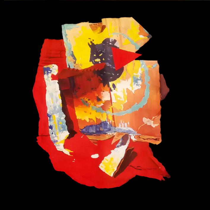 Implosión |Pintura de María Sánchez | Compra arte en Flecha.es