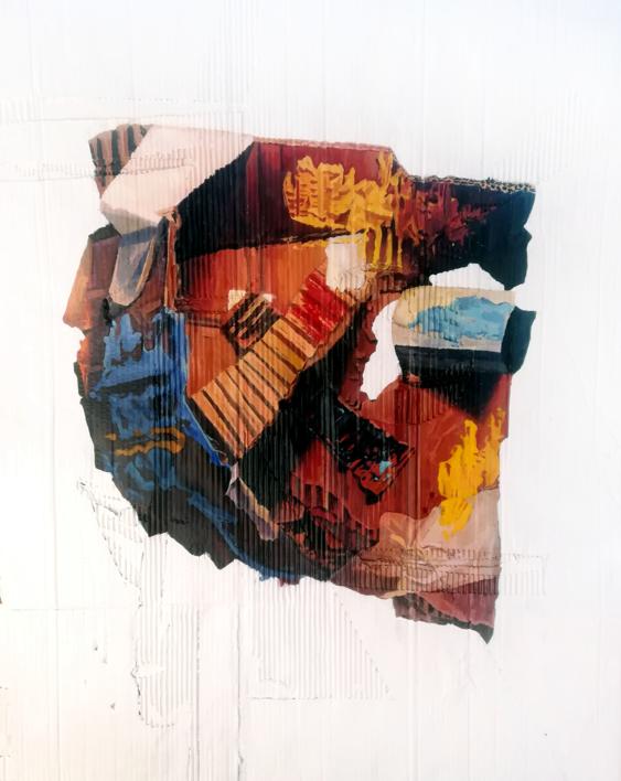 Independencia |Pintura de María Sánchez | Compra arte en Flecha.es