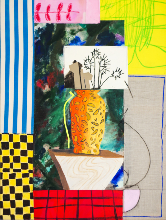 506 Variant Also Negotiates |Pintura de Nadia Jaber | Compra arte en Flecha.es