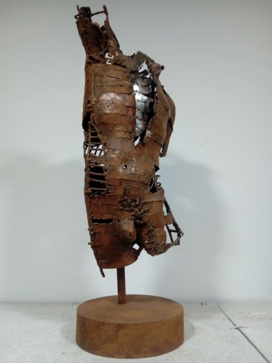 ICARO  Escultura de Pablo Rebollo Pérez   Compra arte en Flecha.es