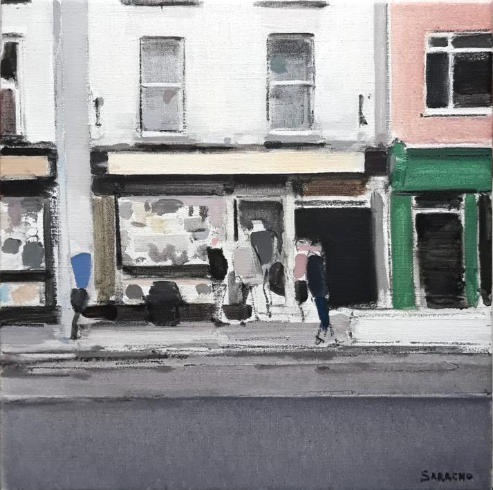 O'Reily'S |Pintura de Saracho | Compra arte en Flecha.es