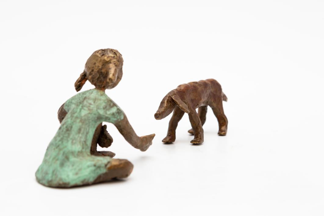 Ven   Escultura de Ana Valenciano   Compra arte en Flecha.es