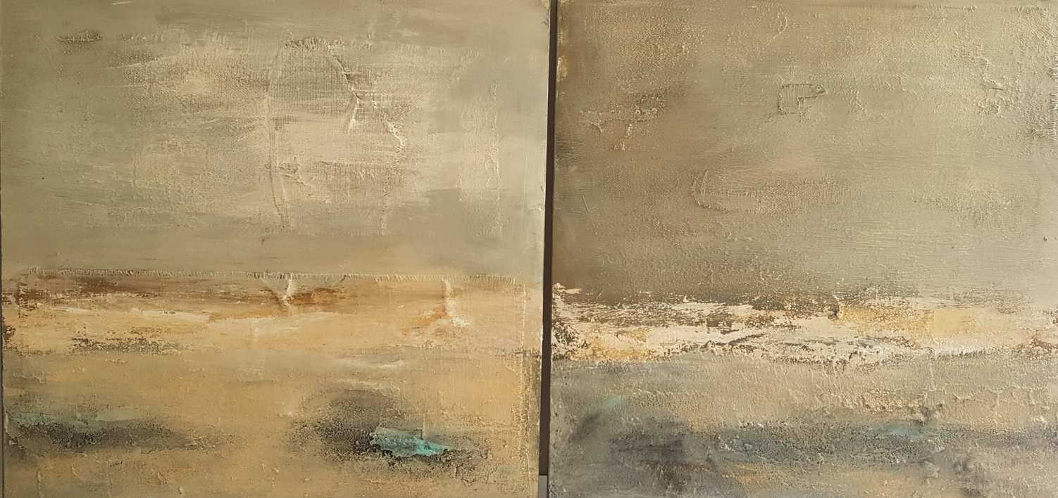CALIDO |Pintura de Maribel Martin Martin | Compra arte en Flecha.es