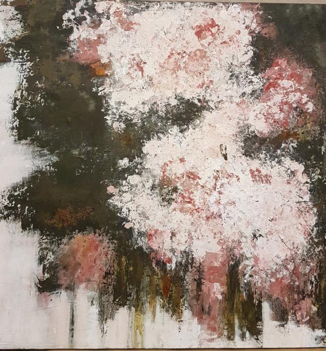 ALEGRÍA |Pintura de Maribel Martin Martin | Compra arte en Flecha.es