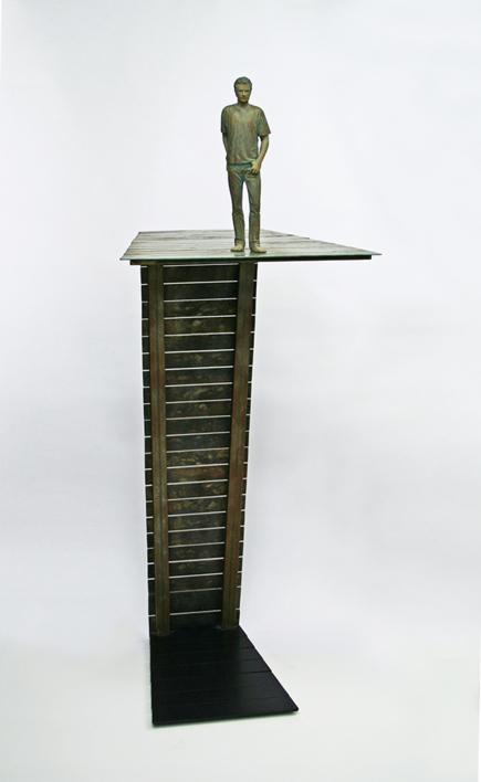 Comienzo |Escultura de Marta Sánchez Luengo | Compra arte en Flecha.es