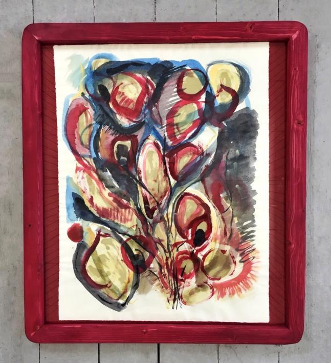 Tu Luz, Mi Luz |Dibujo de Carmen Ceniga Prado | Compra arte en Flecha.es