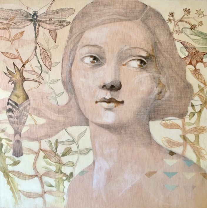 Naturaleza viva |Dibujo de Menchu Uroz | Compra arte en Flecha.es