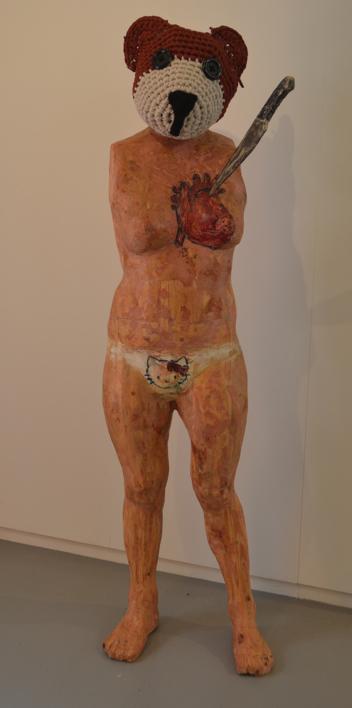 Dolorosa |Escultura de Joan Priego | Compra arte en Flecha.es