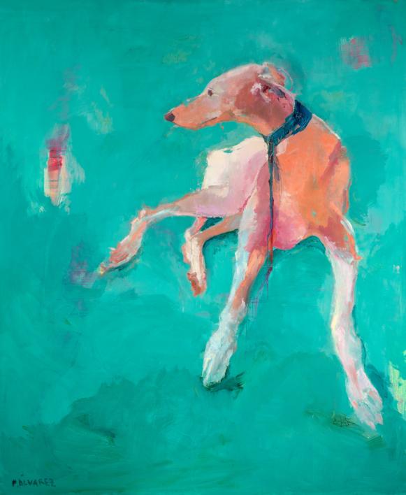 Big |Pintura de Pilar Álvarez | Compra arte en Flecha.es
