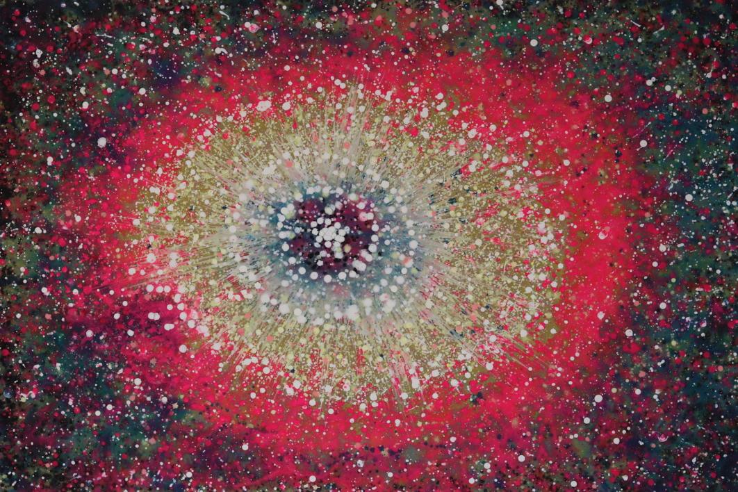Punto de encuentro |Pintura de Fernando T. de la Rocha | Compra arte en Flecha.es