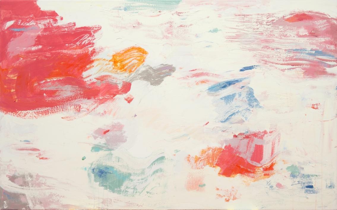 Mar rojo  Pintura de Susana Sancho   Compra arte en Flecha.es
