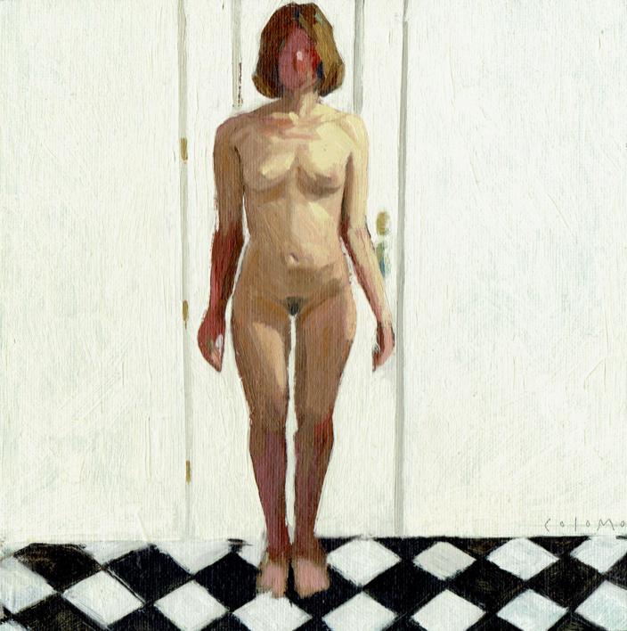 Bisagras |Pintura de Pablo Colomo | Compra arte en Flecha.es