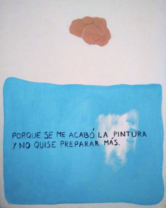 Pues eso |Collage de Cecilia Sebastian | Compra arte en Flecha.es