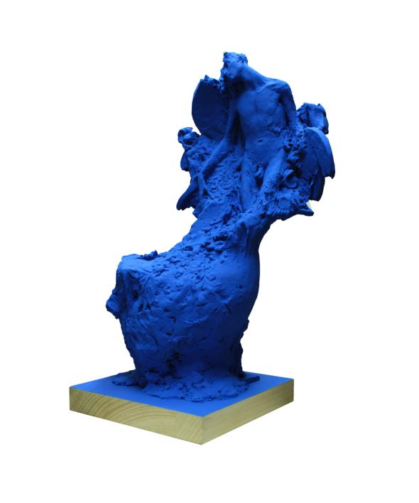 Mental Slavery |Escultura de Álvaro de Matías | Compra arte en Flecha.es
