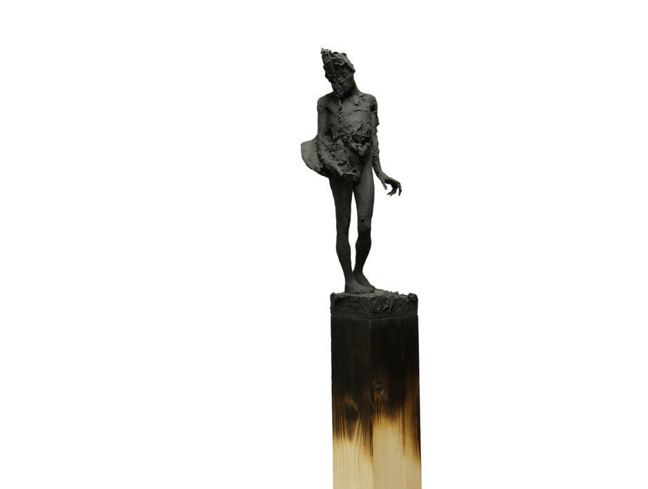 Inward I  Escultura de Álvaro de Matías   Compra arte en Flecha.es