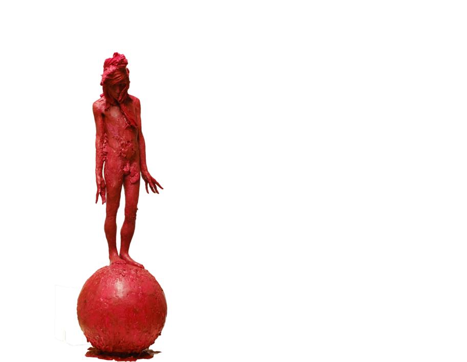 Chant it to the Moon |Escultura de Álvaro de Matías | Compra arte en Flecha.es