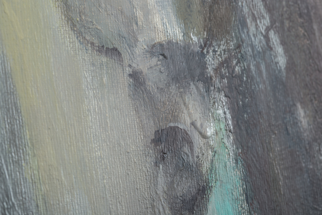Cervatillo   Pintura de Pilar Álvarez   Compra arte en Flecha.es