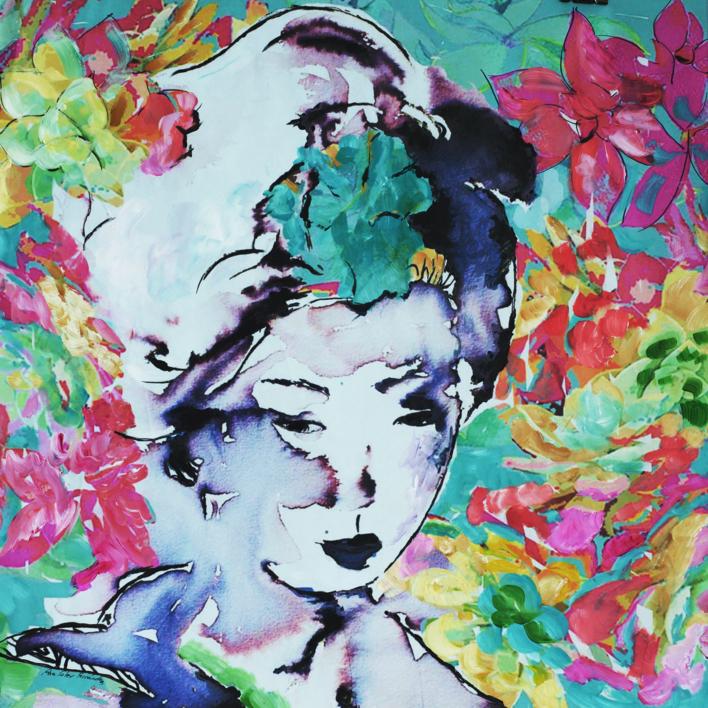 Sombras parciales |Collage de Ana Soler Fernandez | Compra arte en Flecha.es