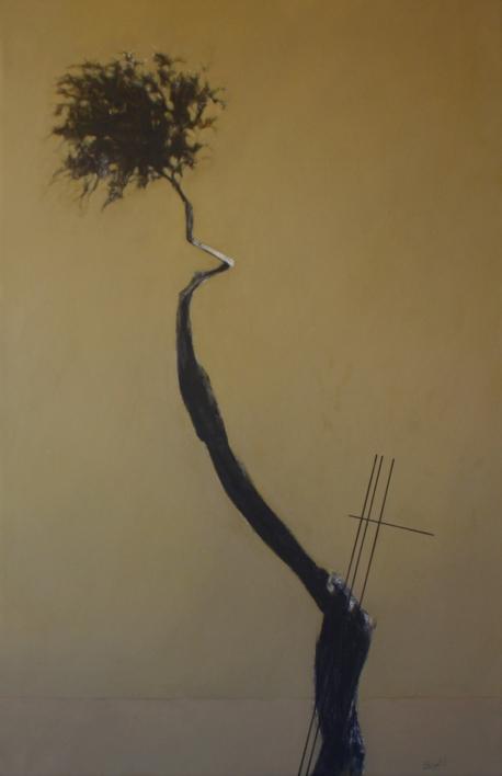 HASH |Pintura de JUAN CARLOS BUSUTIL | Compra arte en Flecha.es