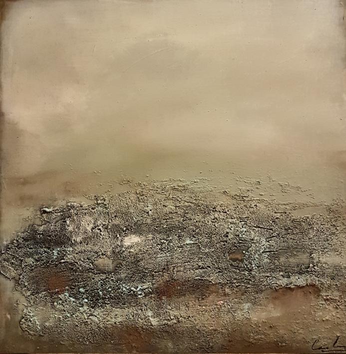 CALA VADELLA |Pintura de Maribel Martin Martin | Compra arte en Flecha.es