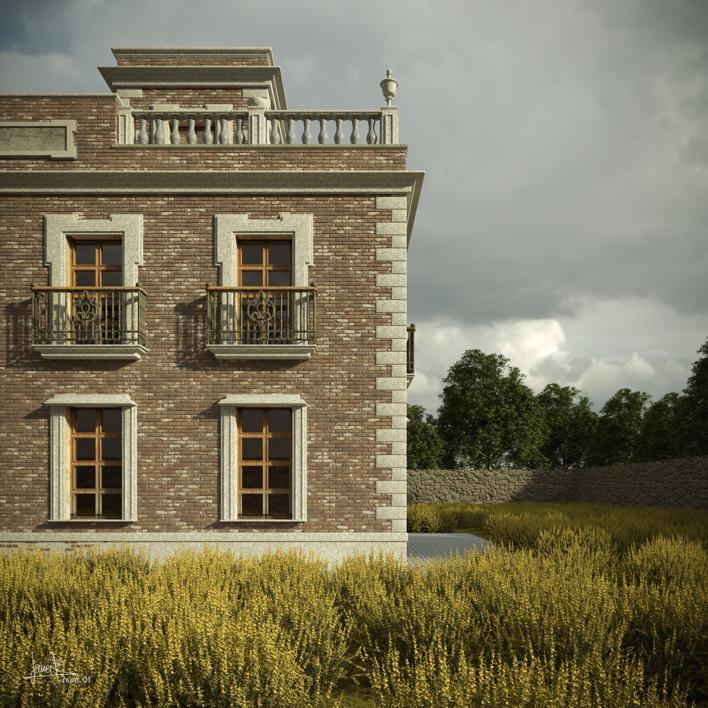 La casa |Digital de Javier Bueno | Compra arte en Flecha.es