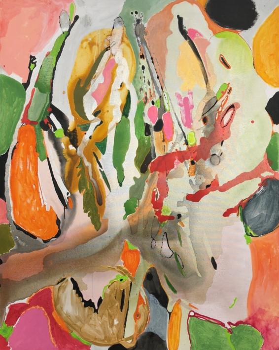 Fermentación Tumultuosa |Pintura de ISABELRUIZPERDIGUERO | Compra arte en Flecha.es