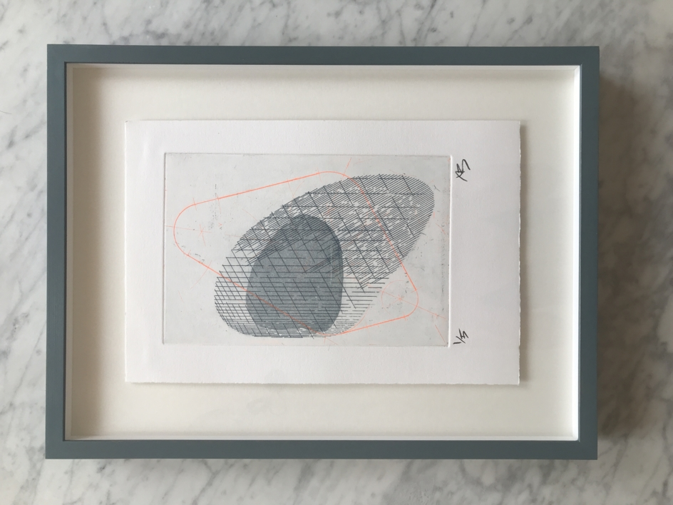 Fuzzy Fabric  Obra gráfica de Bianco Ximena   Compra arte en Flecha.es
